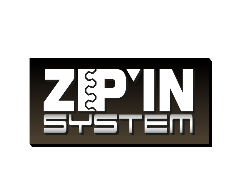 ZIP'IN SYSTEM