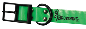 COLLAR, BROWNING HUNTER 25MM, VERDE