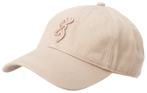 GORRA COTTON BROWN