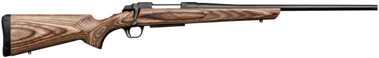 A-BOLT 3 HUNTER LAMINATED BROWN THREADED
