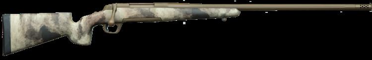 CARABINAS DE CERROJO X-BOLT SF MC MILLAN LONG RANGE ATACS AU CK