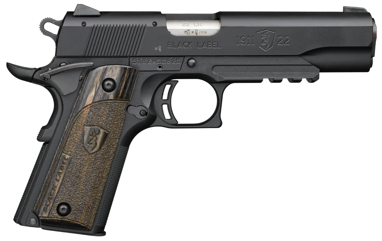 PISTOLAS 1911 1911 22LR BLACK LABEL