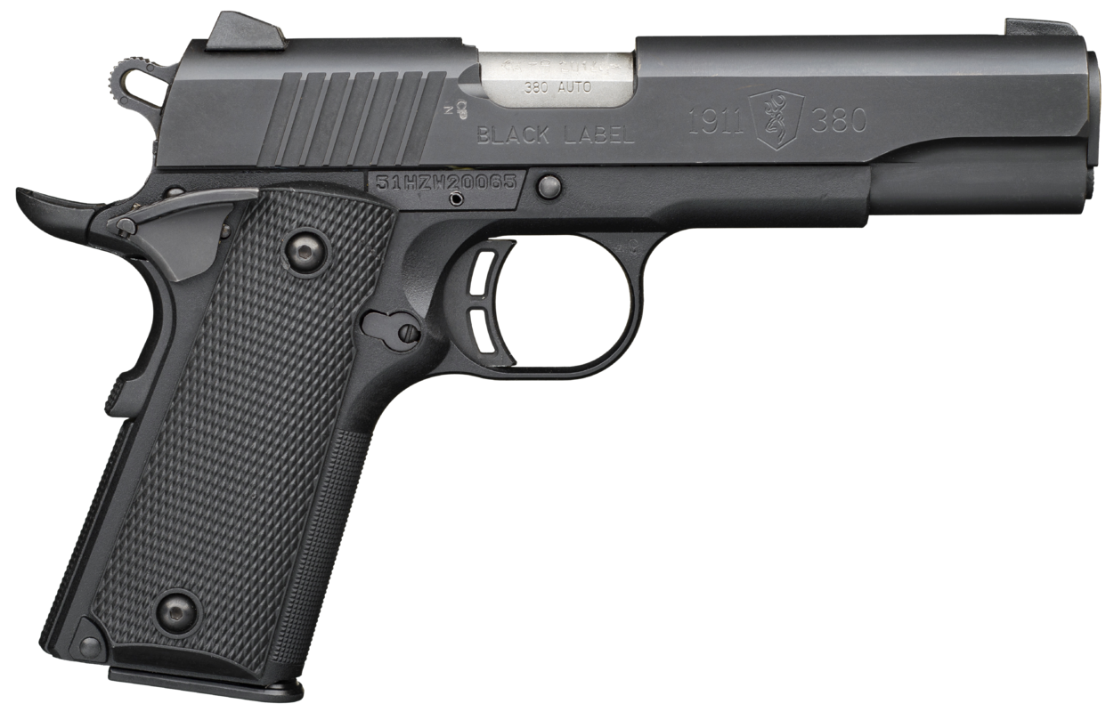 PISTOLAS 1911 1911 380 BLACK LABEL